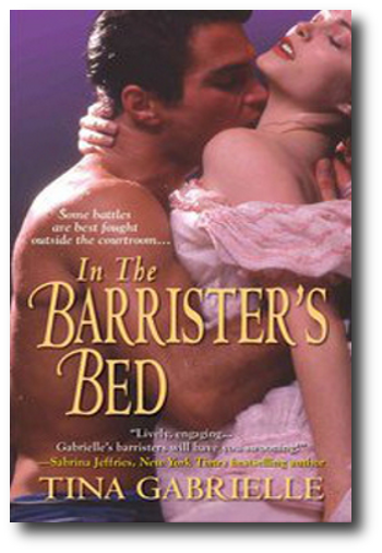 In The Barristers Bed